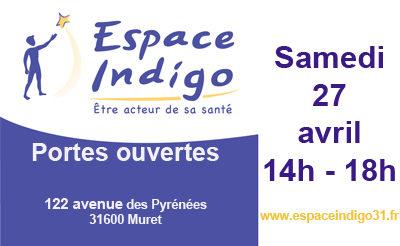 Portes ouvertes de l' Espace Indigo 27 avril 2019