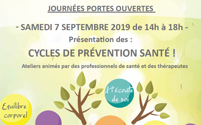 Découverte Ateliers Cycle de Prévention Santé