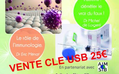 """Conférence -Débat :"""" Un autre regard sur la vaccination"""" Muret 17 Novembre"""